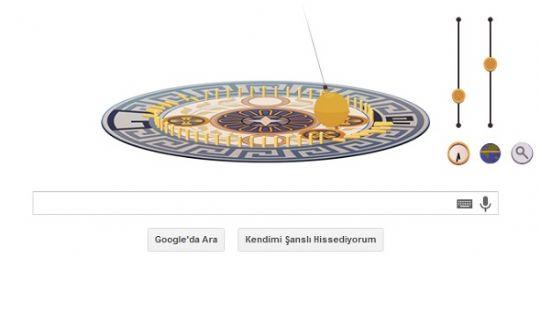 Léon Foucault'a Çok Özel Léon Foucault Google Doodle'ı (GoogleDoodle)-kamuemurlar.com