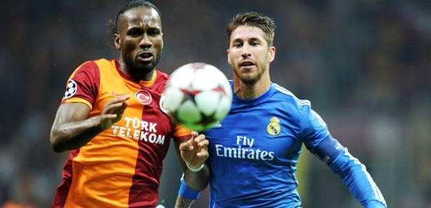 Real Madrid, Galatasaray'ı Dağıttı!-maviincir.com