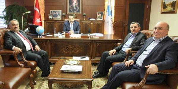 Ahmet Gündoğdu: Başbakan, Çelik İle Görüşün Dedi