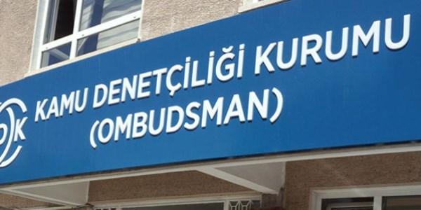 Ombudsman'a En Çok Memurlar Başvuruyor