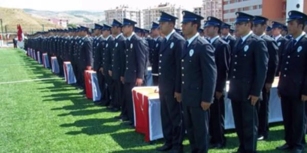 Lise Mezunları Arasından 2500 Polis Adayı Alınacak