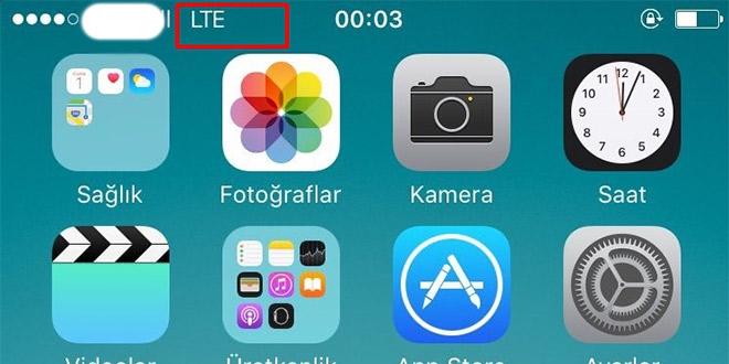 Telefonunuzun 4.5 G'ye Geçtiğini Nasıl Anlarsınız, LTE Nedir?