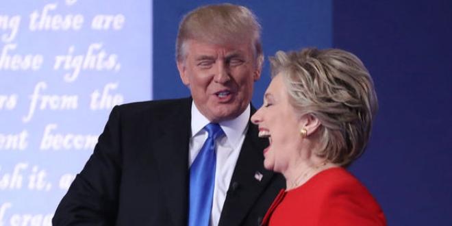 Trump 274 Delegeye Ulaştı ve Seçimin Galibi Oldu
