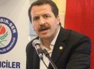 Memur-Sen Genel Başkanı Ali Yalçın: Kadroya Geçiş Vaadini İmza Altına Alacağız