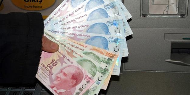 Maaşınız 160 Lira Fazla Yatabilir