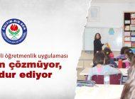 """EĞİTİM-BİR-SEN: """"Sözleşmeli Öğretmenler Kadroya Geçirilmelidir"""""""
