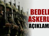 """Bakan Nurettin Canikli: """"Bedelli Askerlikle İlgili Hazırlıklar Tamamlandı"""""""