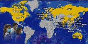 Corona Virüsü Diğer Ülkelere Yayılmaya Devam Ediyor